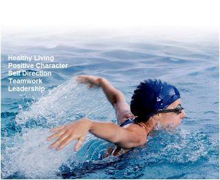 Positve Sports Swimmer 2