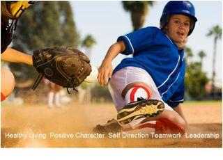 Positve Sports Softball Slide