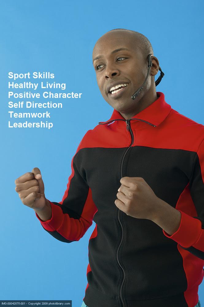 Positive Sports Public Speaking