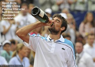 Positive Sports Alcohol
