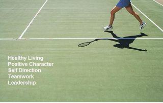 Positive Sports Tennis 2