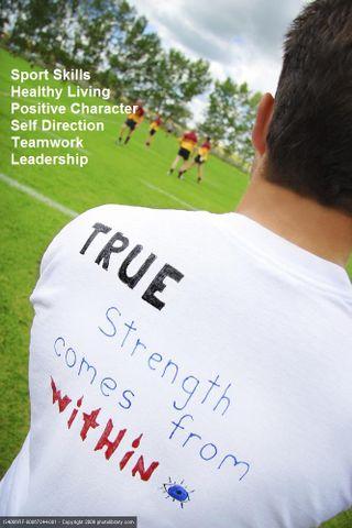 Positive sports true strength
