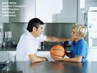 Positive sports choice