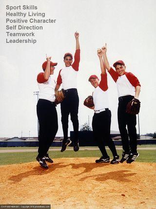 Positive Sports Baseball Winners
