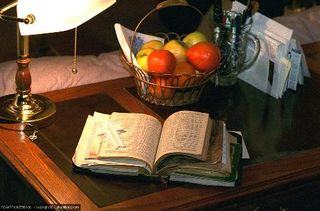 Fruit and bible